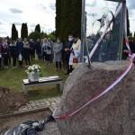 Suwałki odsłonięcie pomnika Dzieci Nienarodzonych