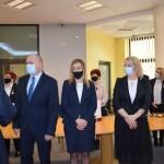 Suwałki Urząd Miasta - MOPR wręczenie odznaczeń państwowych